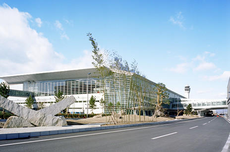 Airport Terminal Buildings