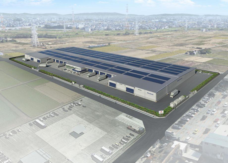中日産業配送センター