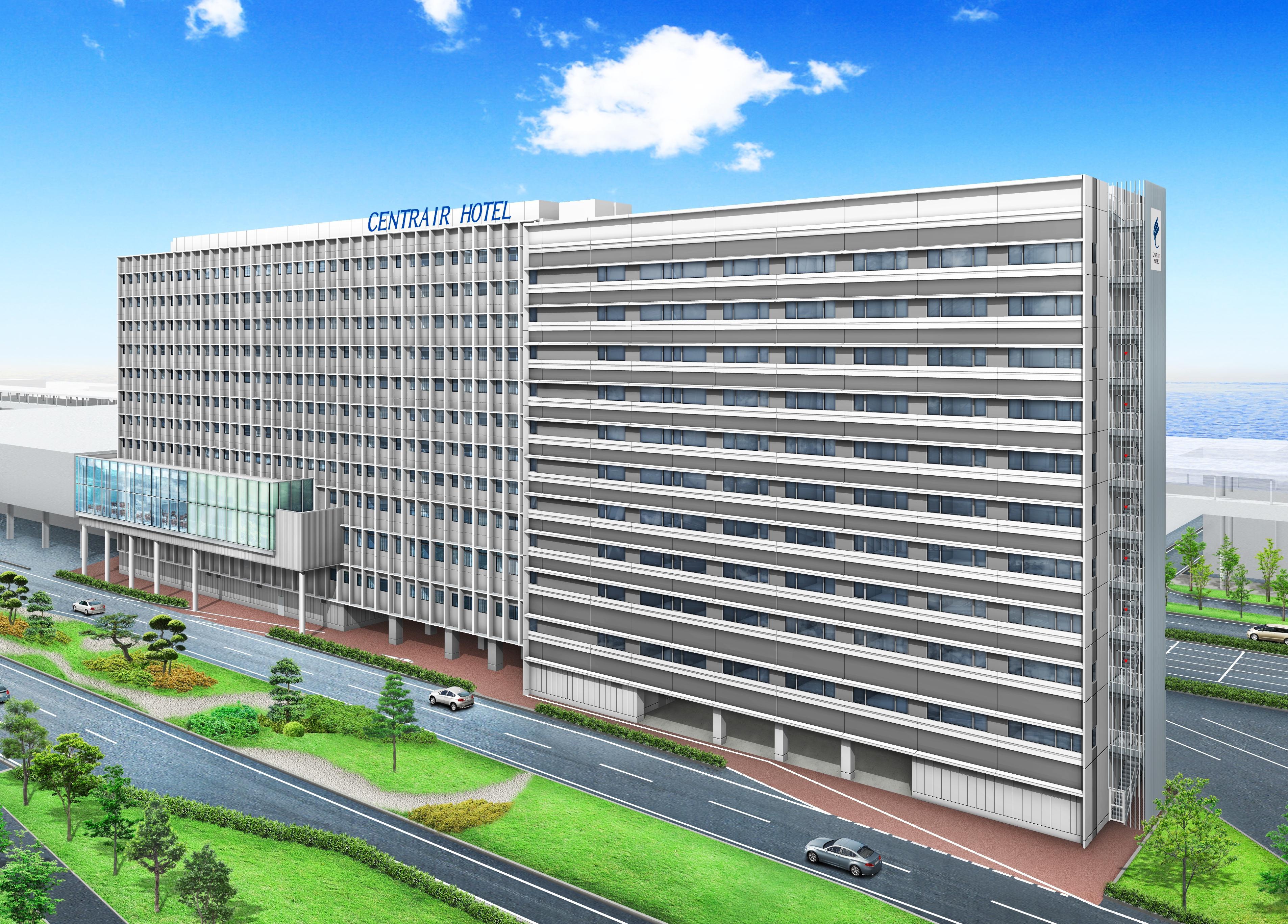 セントレアホテル新棟