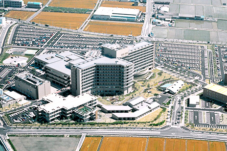 安城 更生 病院